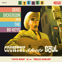 Deke Dickerson and the Bo-Keys | Country Meets Soul