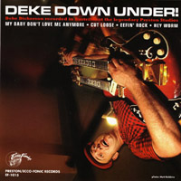Deke Dickerson | Deke Down Under