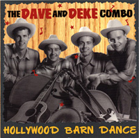 The Dave and Deke Combo | Hollywood Barn Dance