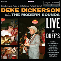 Deke Dickerson and the Modern Sounds | Live at Duff's