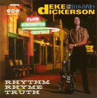 Deke Dickerson | Rhythm, Rhyme & Truth
