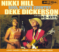 Nikki Hill and Deke Dickerson with the Bo-Keys | Soul Meets Country