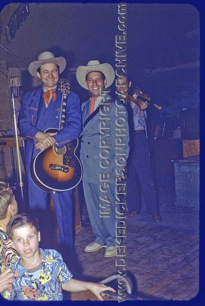 Tex Ritter and Smokey Rogers