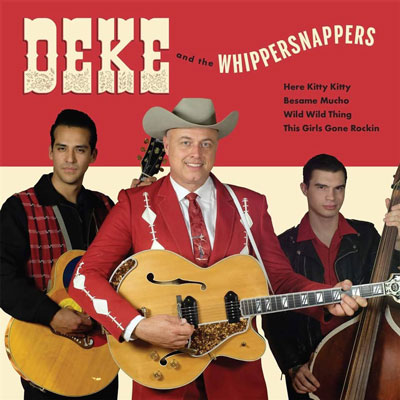 Deke and the Whippersnappers 7-inch