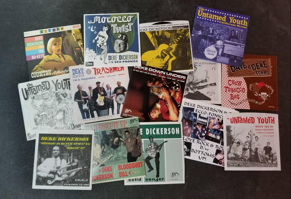 Deke Dickerson | Discography