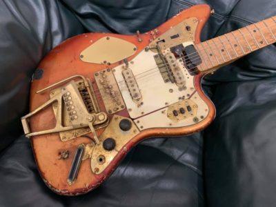 Jimmy Gross's Modified Fender Jaguar